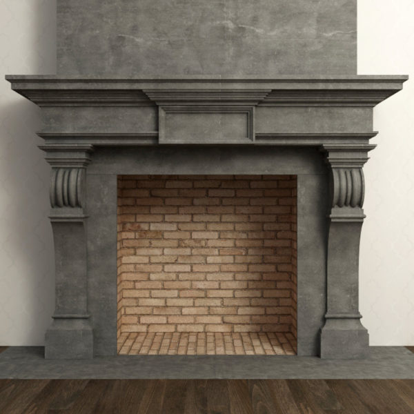 портал для камина из мрамора KB Venezia