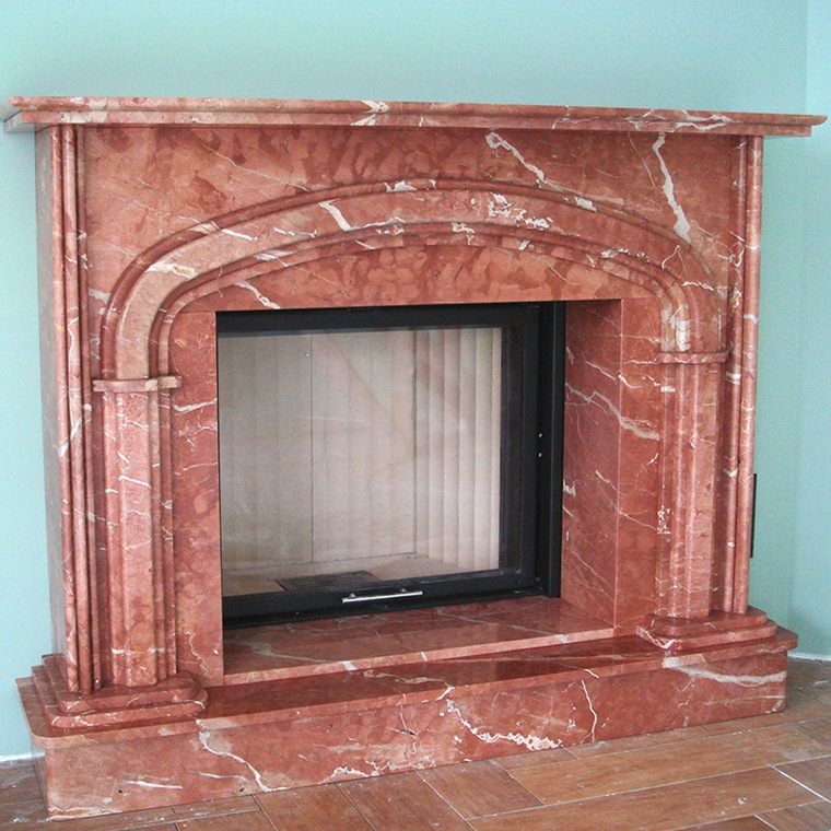 облицовка камина из мрамора http://kaminburo.ru/